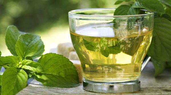 A borsmenta tea számtalan jótékony hatása