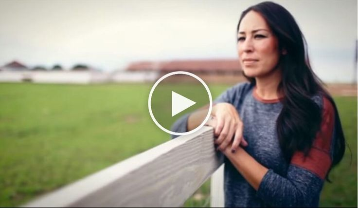 HGTV's Joanna Gaines Shares Story All Women Should Hear  I KNEW IT!!!  So thrilled to have confirmation that she loves Jesus.  I figured and have been so curious of their/her testimony!  Love!