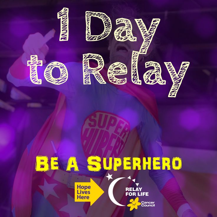 1 Day to Relay