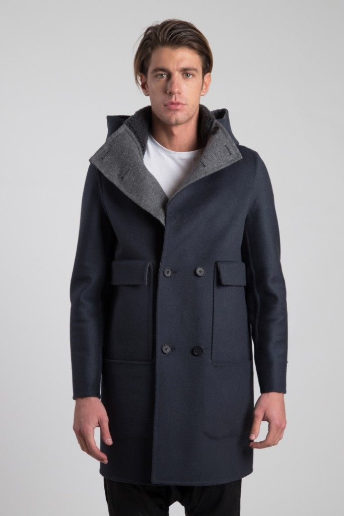 BALENCIAGA wool coat at #hionidismankind #menstyle #mensfashion