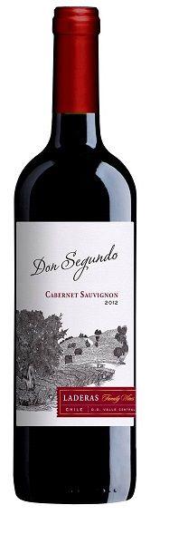 #DonSegundo #Cabernet #Sauvignon #2013 #RedWine #Chilean #Wines