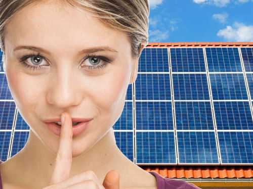 The Solar Rebate: How (and Why) It Works