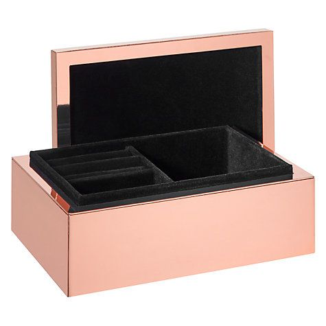 Buy John Lewis Boutique Hotel Small Jewellery Box Online at johnlewis.com