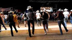 footloose line dance country - YouTube