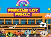 Parking Lot Panic: Free Gumball
