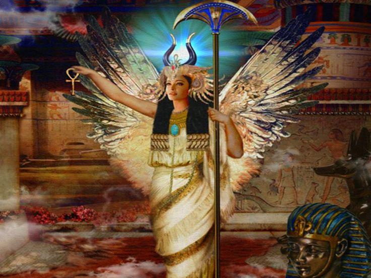 Αποκάλυψη Το Ένατο Κύμα: Τα έξι χρώματα της αρχαίας Αιγύπτου, και ο συμβολι...