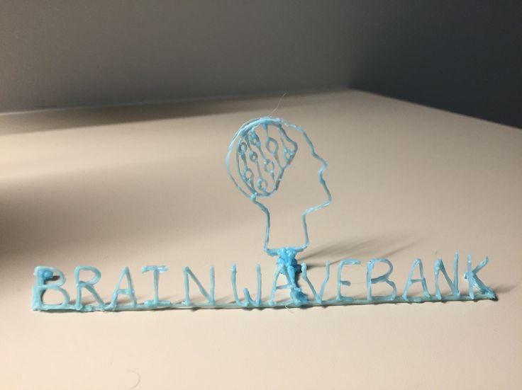 BrainWaveBank logo draw. 30 minutes. Easy.