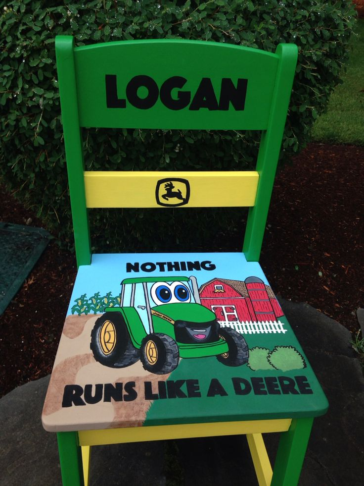 better homes and gardens john deere sweepstakes 17 best ideas about painted kids chairs on pinterest 8999