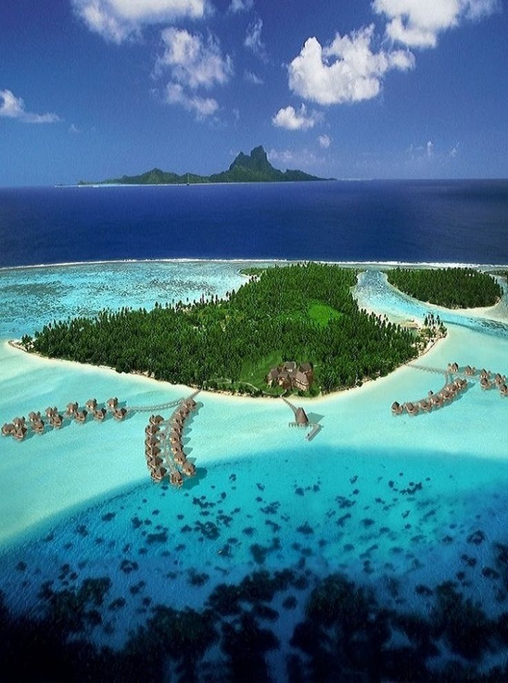 Bora Bora, #French Polynesia Bora Bora is an island belonging to the archipelago…
