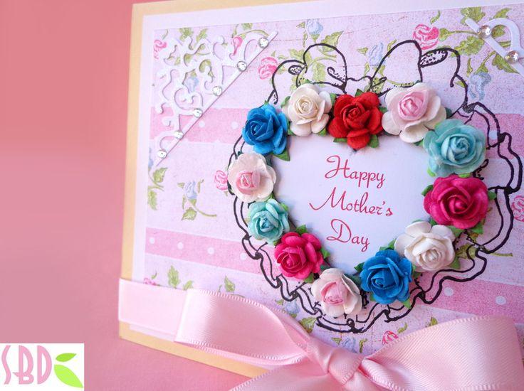 SBDCard festa della Mamma - Mother's day cardby SweetBioDesign