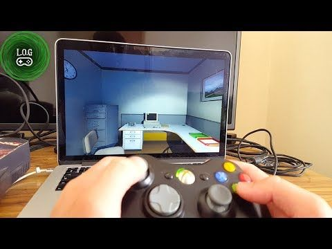 How To Connect Xbox 360 Controller To Mac - YouTube