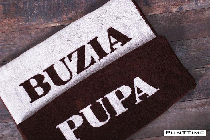 RĘCZNIK BUZIA-PUPA 70x140 ZWOLTEX PREZENT
