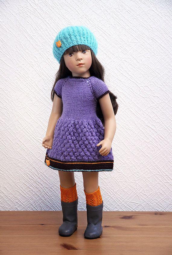Puppe Kleidung American Girl Puppe 18 Zoll Finouche von StassyDodge
