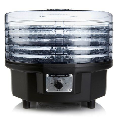 My 10 Favorite Small Kitchen Appliances: Waring Pro Food Dehydrator | gimmesomeoven.com