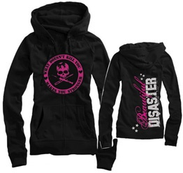 beautiful disaster hoodie...gotta get one of these!!!