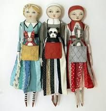 quirky dolls - Google Search