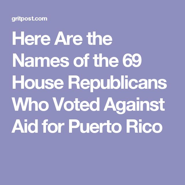 If they'll screw Puerto Rico, remember, they'd screw you too, in a heartbeat. (If they had hearts.)