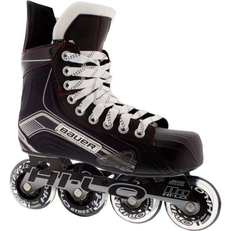 Bauer Junior Vapor X300R Roller Hockey Skates