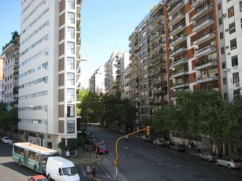 Recoleta, Palermo Chico,  Buenos Aires, Argentina.
