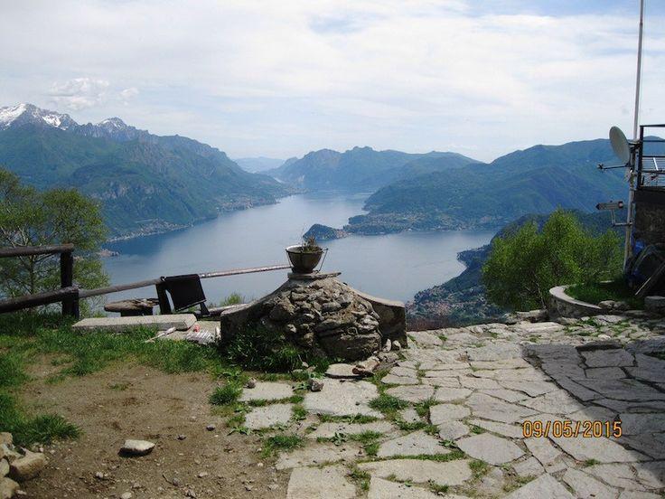 Escursioni Lago di Como: Breglia Monti Lariani e Menaggio