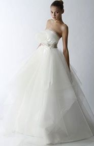 Marchesa - Ball Gown - Blow Out Sales Event by @Kathy Akins Events Athens - Wedding Planning  Find more here http://www.weddingtales.gr/index.php?id=1372