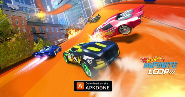 Hot Wheels Infinite Loop Mod Apk Obb Data V1 3 6 For Android In
