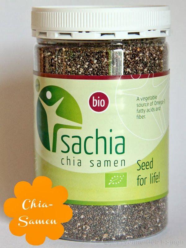 Was ist Chia bzw Chiasamen - was macht man damit - gesundheitliche Wirkung - Rezepte - Inhaltsstoffe - plus Chia Gewinnspiel