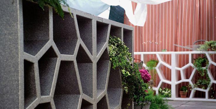 libreria da giardino Opus  #arredo #casa #design