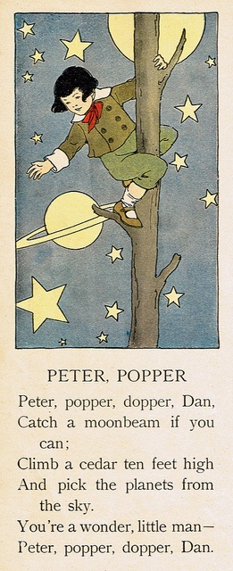 Peter Popper - Illustration by Blanche Fisher Wright