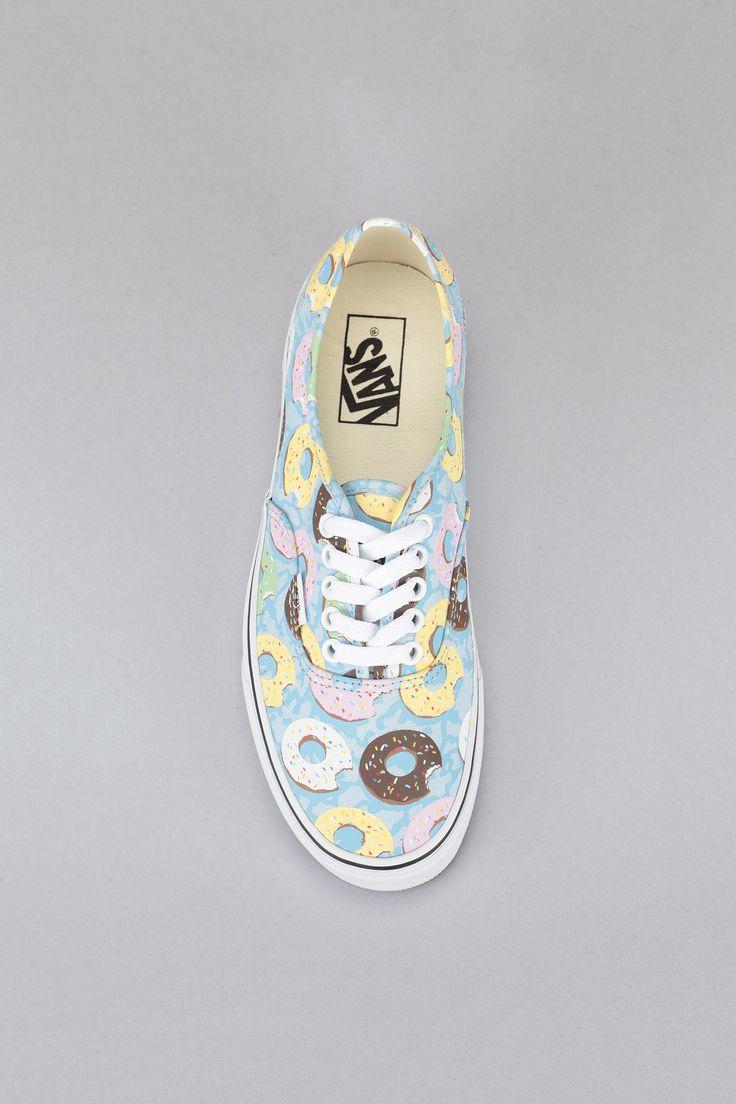 Slippers imprimées donuts Authentic