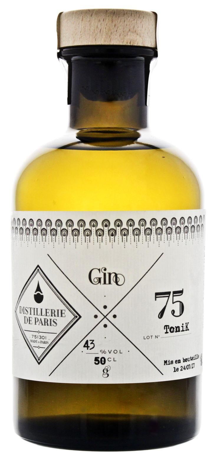 Distillerie de Paris Gin