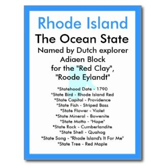 Songs For Rhode Island Tourism