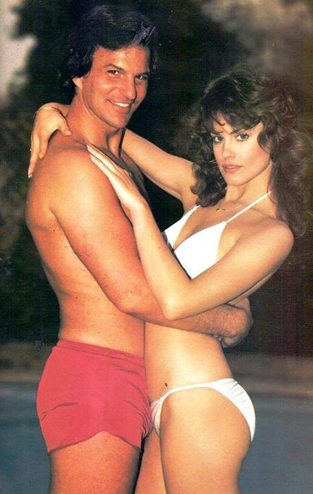 Josh Taylor back in the day when he played Chris Kositchek and Catherine Mary Stewart who played Kayla