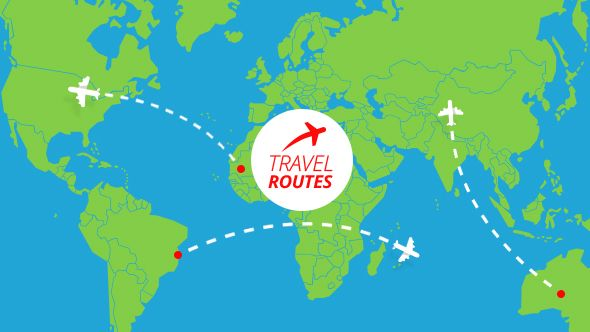 Travel Routes Maker brings to you a simplier way to display map routes between countries and cities with a unique style and user-friendly interface, easy to set up even for complete beginners. Fe...