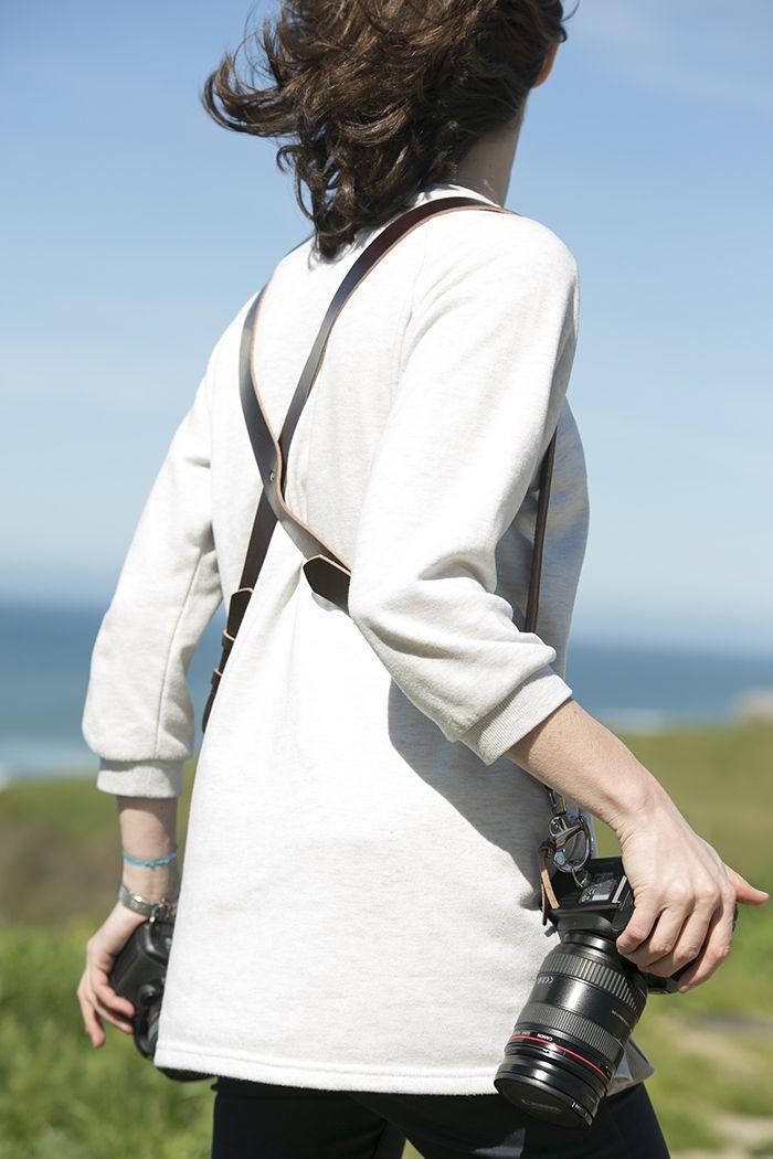 Teya Project, harnais pour photographes