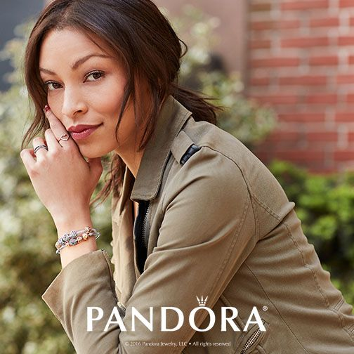 As you throw on the layers as the summer cools down, don't forget about your jewellery. Stack multiple bracelets to show off your #PANDORAstyle