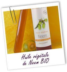 Huile végétale Neem Margousier BIO Aroma-Zone contre les ACARIENS