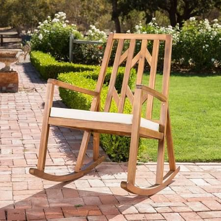 modern outdoor rocking chair - Google Search