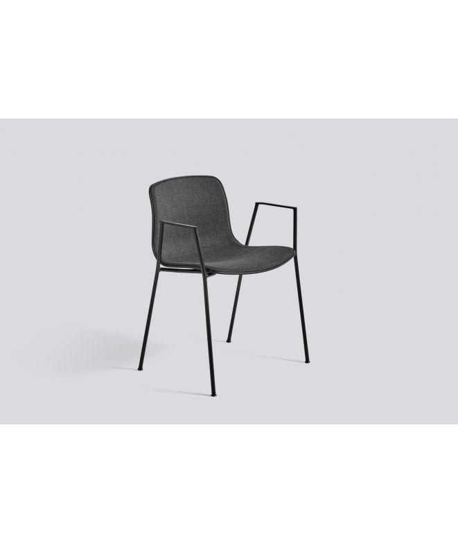 About A Chair AAC18 stoel met gestoffeerde voorkant - Hay Online Winkel
