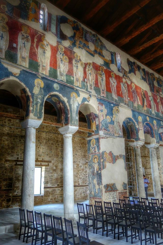 churches of Macedonia - Old Cathedral — in Veria, Imathia, Greece. - Παλιά…