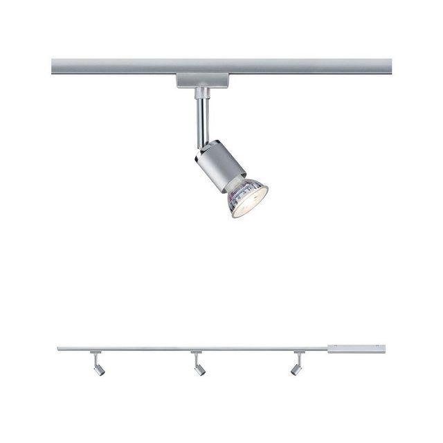 Paulmann URail LED Spot Ceiling Topa Dot 5,2W Chrom//Klar//Satin dimmbar