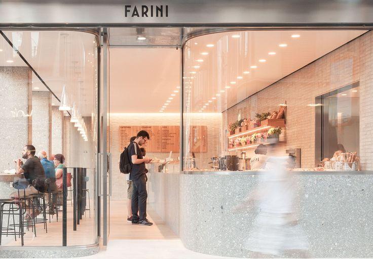 john pawson farini bakery & café, milan