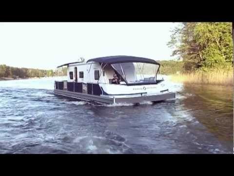Watercamper Vidia (Charterpoint Werder) - YouTube