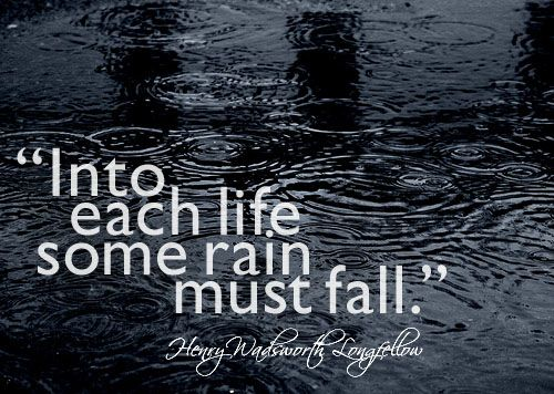...and I am so happy it does for me.  Rain washes away the stress, pain of body, and pain of soul. WFH.