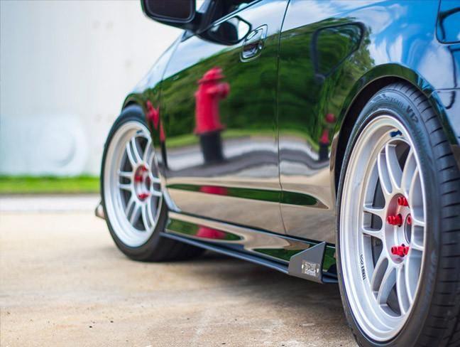 Top1 Motors Side Skirt Splitters Honda Acura With Images