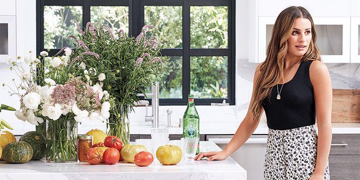 "Inside Lea Michele's ""Healing"" West L.A. Home: http://www.housebeautiful.com/design-inspiration/celebrity-homes/news/a7154/lea-michele-house-tour/"