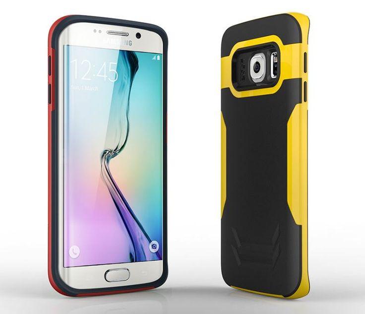 Galaxy S6 Edge INGRAM Gram3 Heroes Shock-Absorbing Case
