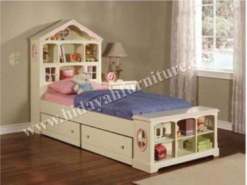Tempat Tidur Anak Minimalis Laci | Hidayah Furniture