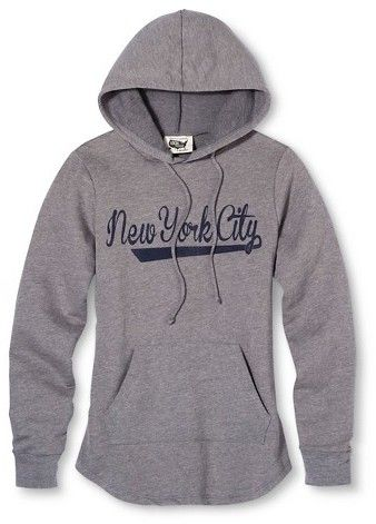 New York Local Pride by Todd Snyder Women's New York City Hoodie - Heather Gray