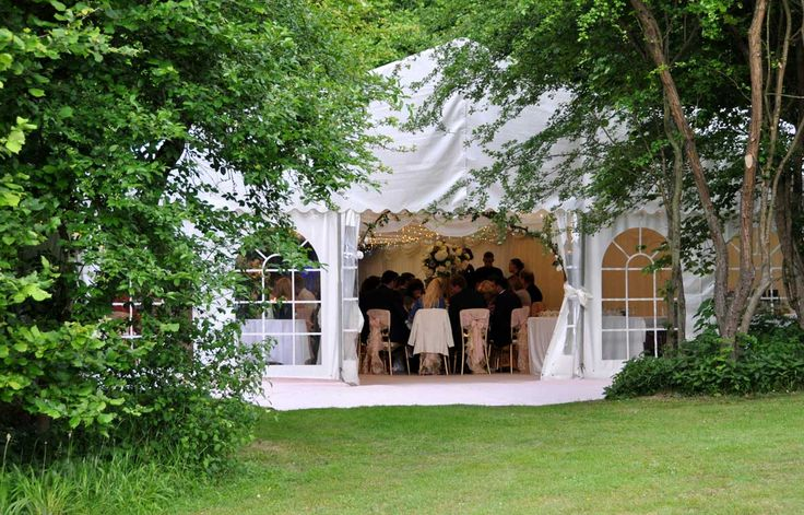 A marquee wedding in the middle of the woods. Check out the full blog post here: http://www.supereventsussex.co.uk/wedding-marquee-hire-sussex/clare-jamess-marquee-wedding/